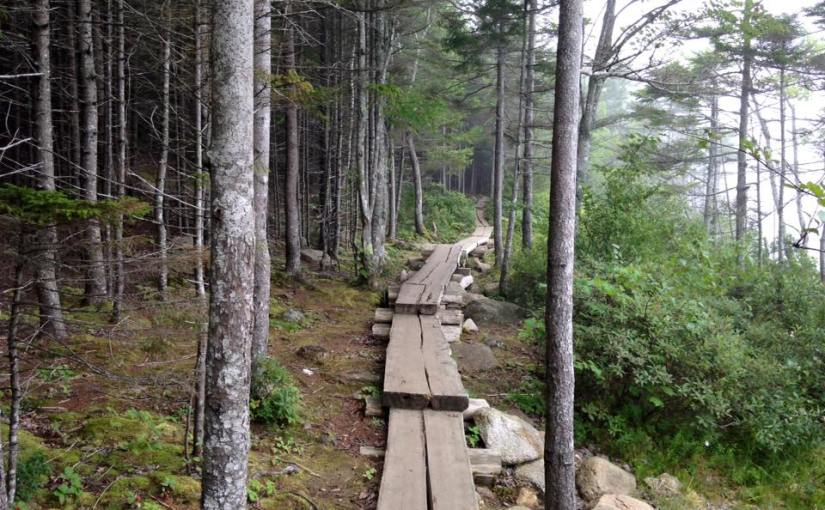 Beehive Trail, Acadia National Park