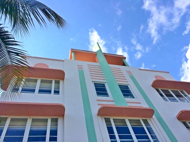 Art Deco Style in South Beach