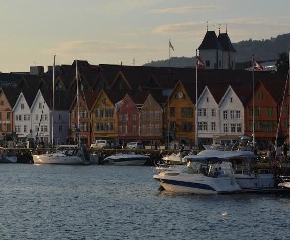 24 Hours in Bergen,Norway