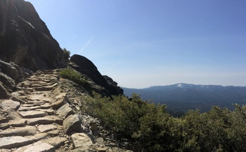 Chilnualna Falls Trail hike