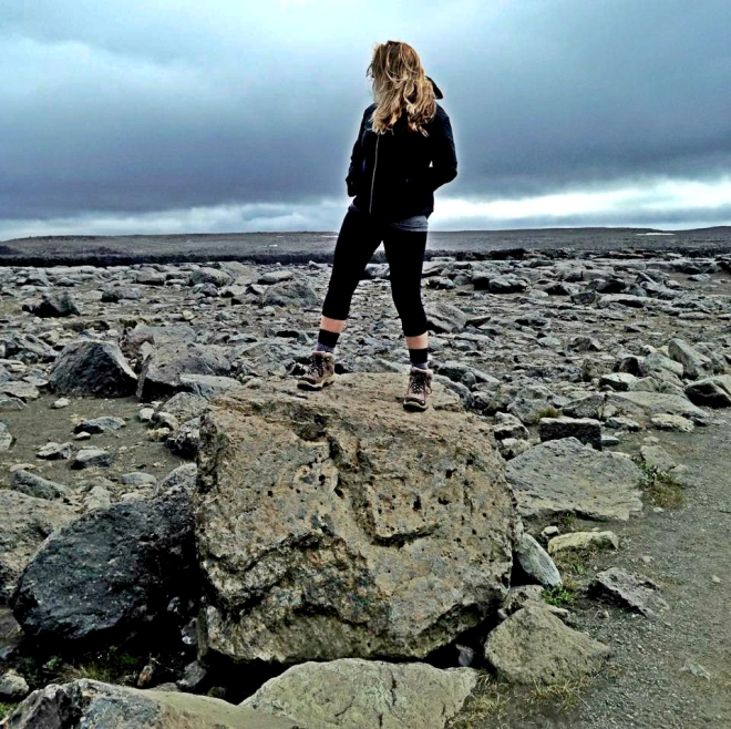 Trail to Dettifoss