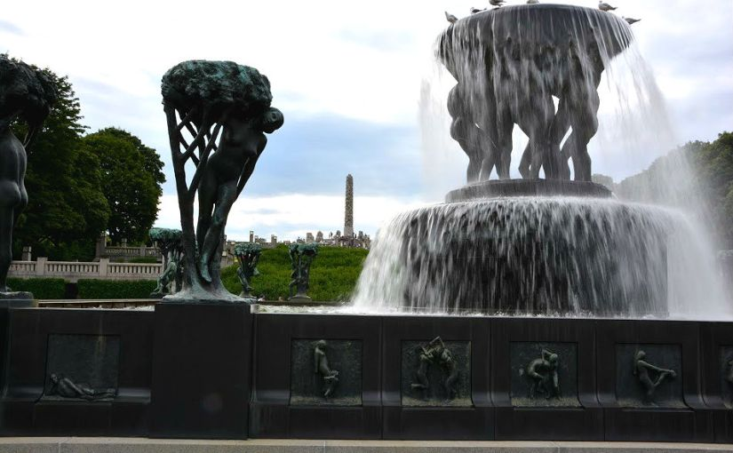 what to do in frogner park