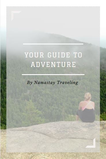 your guide to adventure