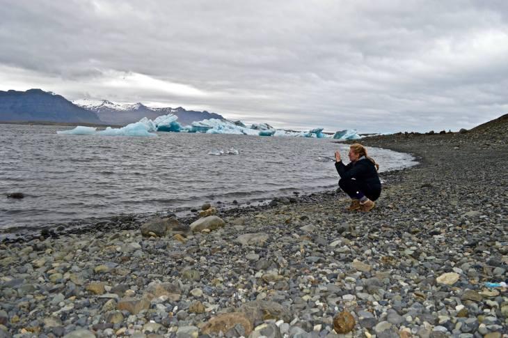 Jökulsárlón - Glacier Lagoon 2