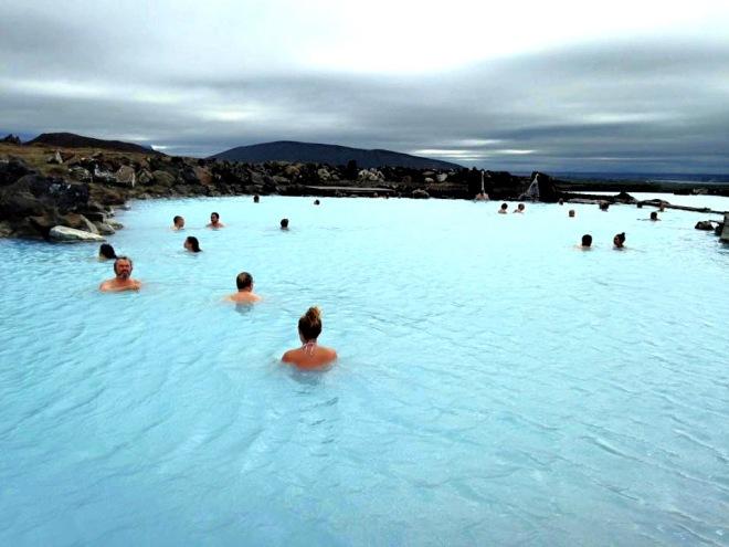 Myvatn Nature Baths, Jarðböðin við Mývatn