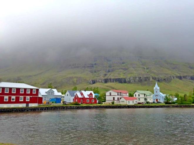 Seydisfjordur, Iceland
