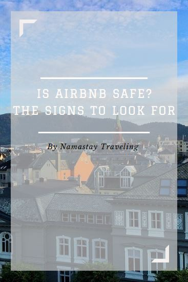 how to be safe with airbnb