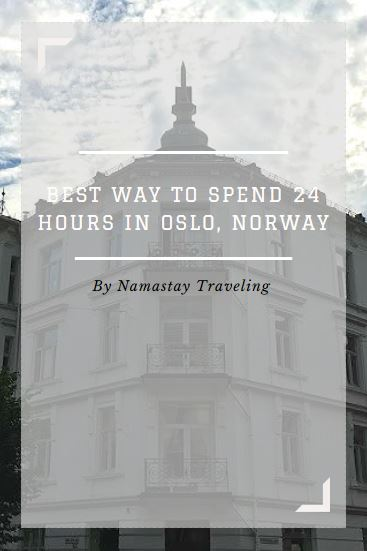24 hours in oslo norway