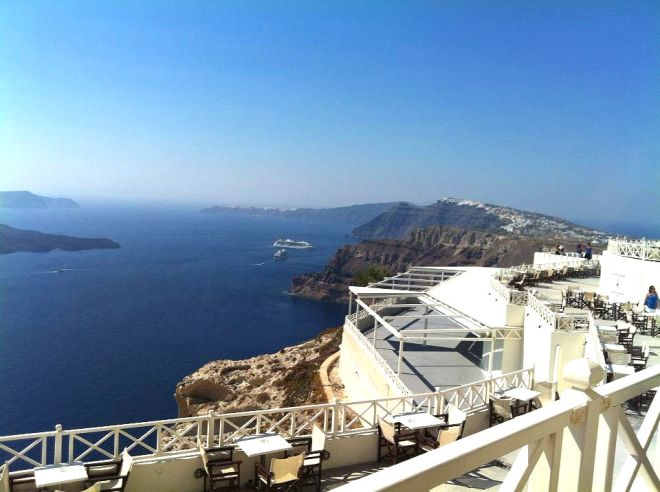 Santorini Greece Wine Tour