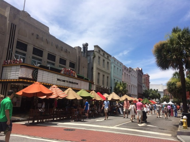Second Sunday on King Street in charleston SC